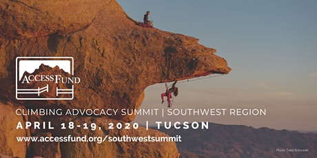Southwest Climbing Advocacy Summit tickets