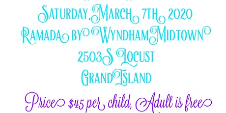 Enchanted Fairy Party tickets