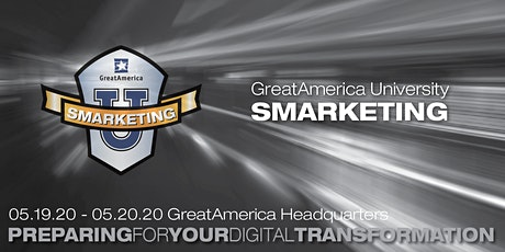 Smarketing May 2020: Preparing for your Digital Transformation tickets