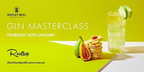 Whitley Neill Gin Masterclass tickets