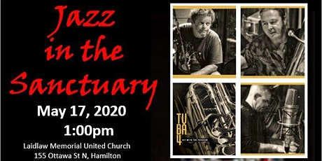Jazz in the Sanctuary with Tuba4 tickets