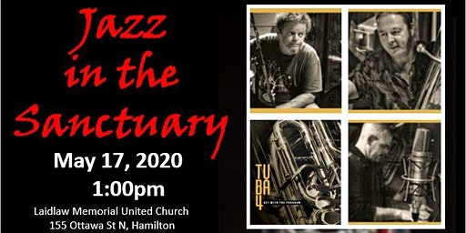 Jazz in the Sanctuary with Tuba4