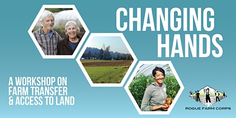 Changing Hands in Milwaukie: Workshop on Farm Transfer & Access to Land tickets