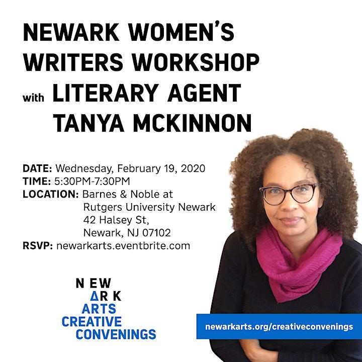 Newark Women's Writers Workshop image