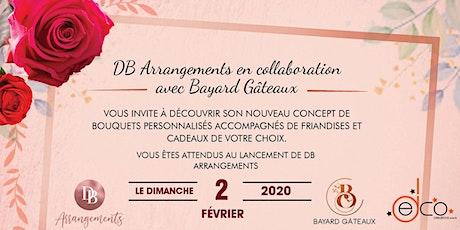 Découvrez DB Arrangements tickets