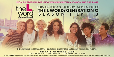 L Word Generation Q- Private Screening- FREE tickets