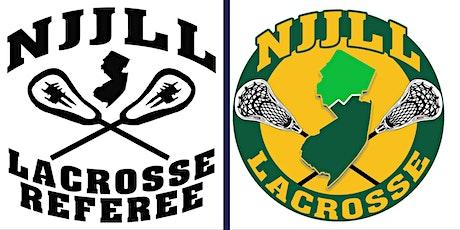 NJJLL 2020 Lacrosse Officials Registration / Meeting - Pompton Plains tickets