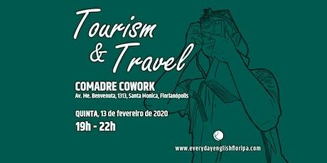 Tourism and Travel ingressos