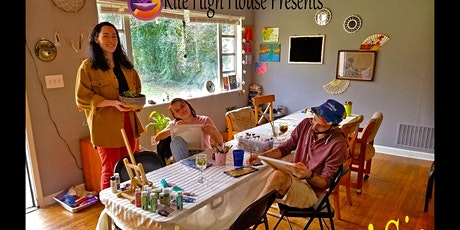 KHH Paint n' Sip tickets