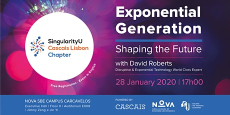 Exponential Generation | Shaping the Future tickets