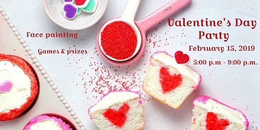 Valentine's Day Party - Bryson's Playroom