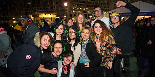 6th Annual FREE FrostFest Silent Disco!