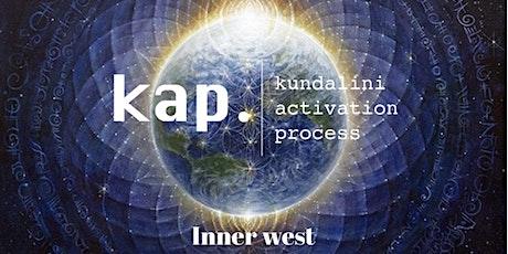 Kundalini activation process - Inner West tickets