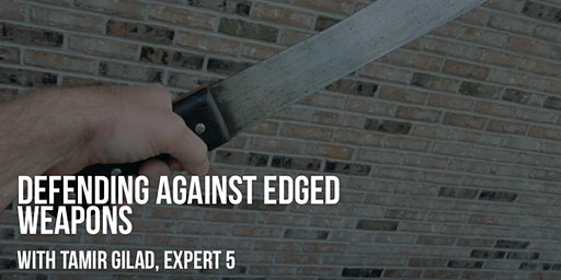Edged Weapons Masterclass