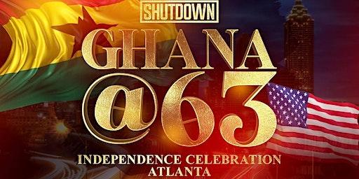 OFFICIAL GHANA @63 ATL