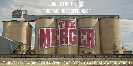 """""""The Merger"""" - An Ads-Up Fundraiser for Refugees and Bushfire Relief tickets"""