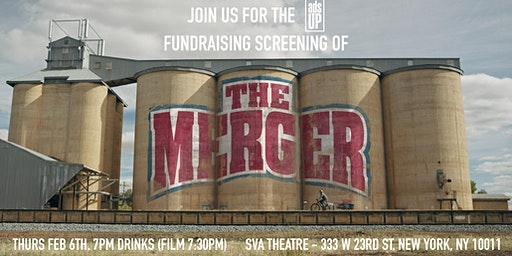 """The Merger"" - An Ads-Up Fundraiser for Refugees and Bushfire Relief"