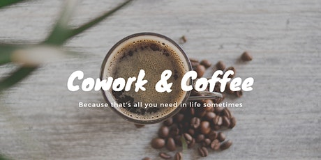 Cowork and Coffee Thursday tickets