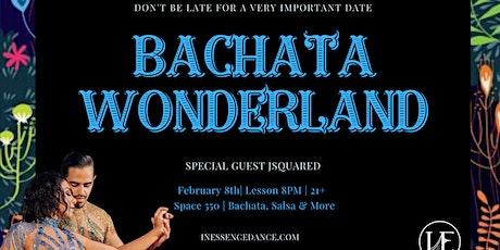 Bachata Wonderland tickets