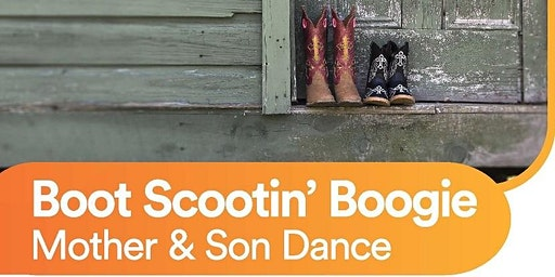 Boot Scootin' Boogie Mother & Son Dance