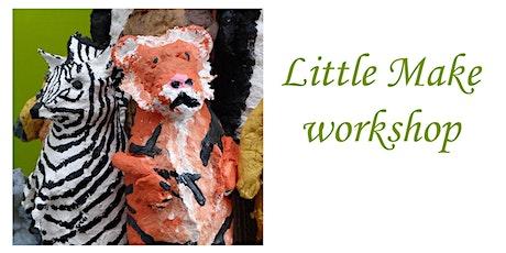 Bottle Animal Sculpture Workshop part 2 tickets