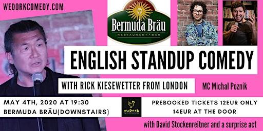 Bermuda Bräu English comedy from London