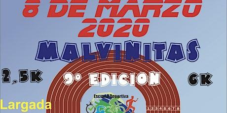 9° Edicion de Malvinitas  entradas