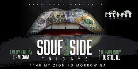 SouFside Fridays at Escobar South tickets