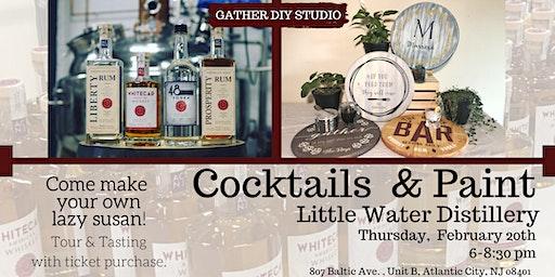 Cocktails & Paint