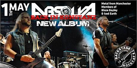 ABSOLVA - METAL FROM UK Tickets