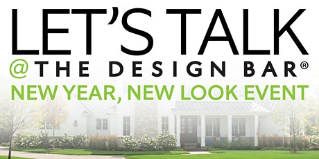 New Year, New Look Event @ THE DESIGN BAR in The Burr Ridge Village Center tickets