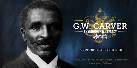 G.W. Carver Environmental Legacy Awards Night at the Staples Center tickets