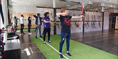 Gotham Archery | Be Your Own Cupid tickets