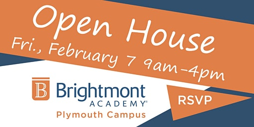 Brightmont Academy - Plymouth Open House