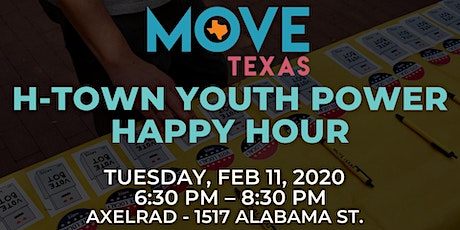 Houston Youth Power Happy Hour tickets