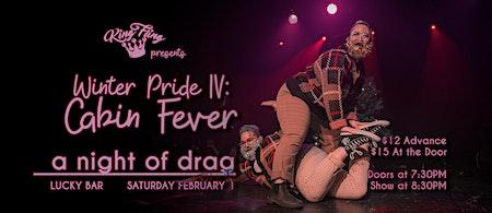 Winter Pride IV: Cabin Fever •• Lucky Bar