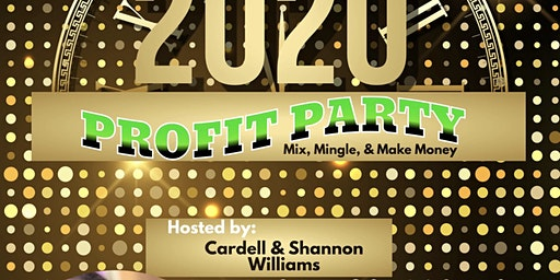 Make Wealth Real (MWR) Profit Party Tuesday