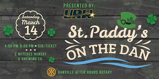 URW Presents: St. Paddy's on the Dan 2020