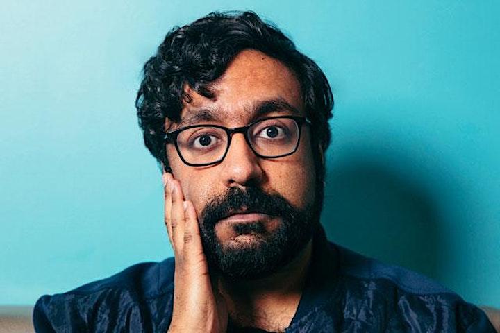 HARI KONDABOLU (Comedy Central, Letterman, Conan, HBO, BBC) - EARLY SHOW image