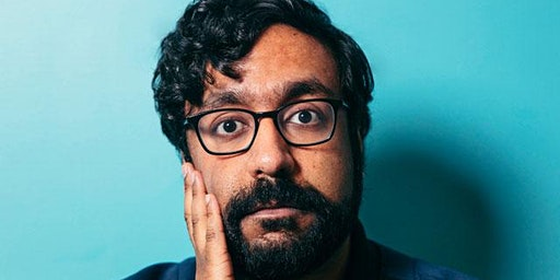 HARI KONDABOLU (Comedy Central, Letterman, Conan, HBO, BBC) - LATE SHOW