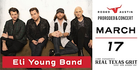 ProRodeo and Eli Young Band tickets