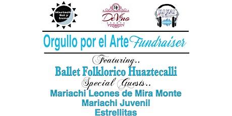 Orgullo Por El Arte Fundraiser tickets