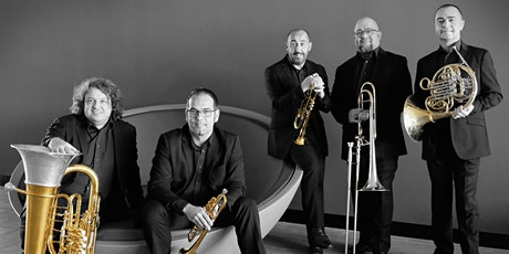 Internationally renowned Quintet Spanish Brass tickets