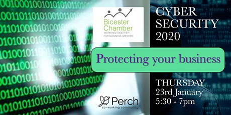 Cyber Security 2020 - Protecting Your Business tickets