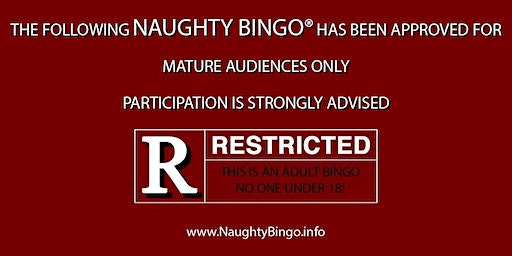 Naughty Bingo® Fundraiser for Knights of The Fallen MC MD 1 Chapter