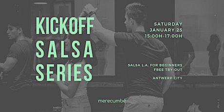 Kickoff Salsa Series | Merecumbé tickets