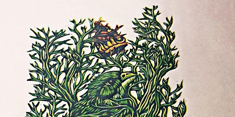 Just Below the Surface: Intro to One Color Linoleum Prints tickets