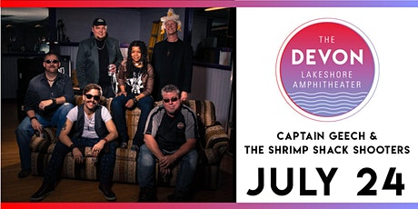 $5 Friday - Captain Geech & The Shrimp Shack Shooters tickets