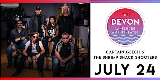 $5 Friday - Captain Geech & The Shrimp Shack Shooters