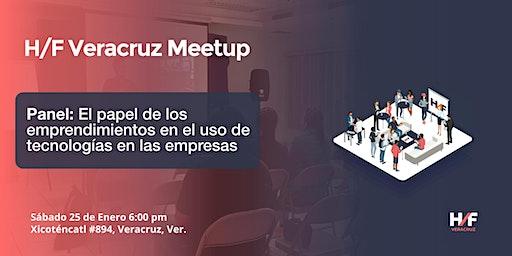H/F Veracruz Meetup: Enero